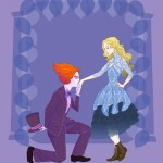 Mad Hatter & Alice