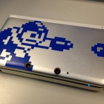 Mega Man 25th Anniversary 3DS Case image 1