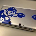 Mega Man 25th Anniversary 3DS Case image 1
