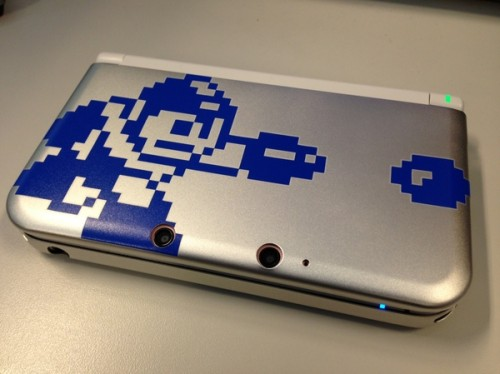 Mega Man 25th Anniversary 3DS Case image 2