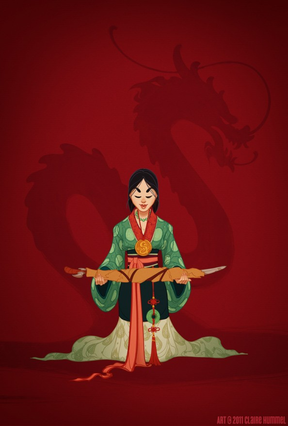 Mulan - Ancient China