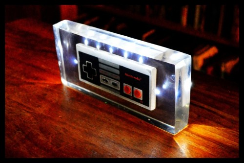 NES Controller night light by lonesoulsurfer image 1