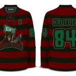 Nightmare on Elm Street Hockey Shirt