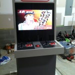 Nintendo Themed Arcade Cabinet by mystery_smelly_feet image 1