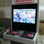 Nintendo Themed Arcade Cabinet by mystery_smelly_feet image 3