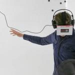 Oculus Rift Kinect Vertigo Simulator Virtual Reality