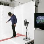 Oculus Rift Kinect Vertigo Simulator Virtual Reality 2