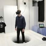 Oculus Rift Kinect Vertigo Simulator Virtual Reality 4