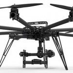 OppiKoppi Octocopter Beer Drone