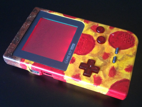 PizzaBoy Pocket by 8bitAesthetics image 1