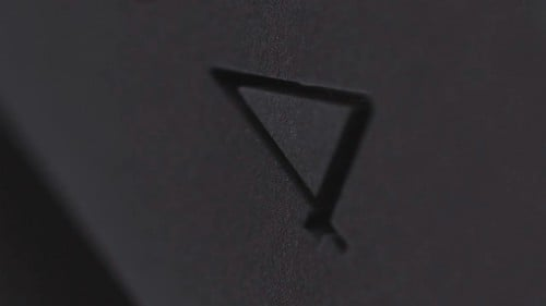 PlayStation 4 close up image 1