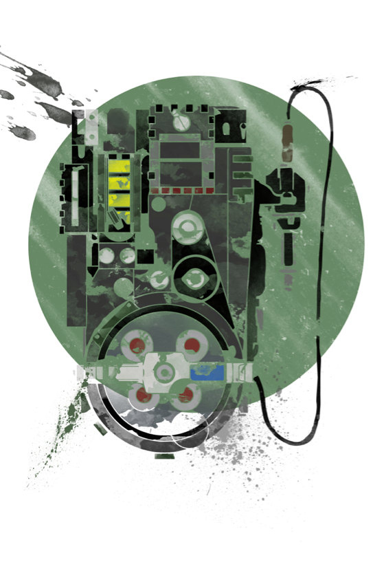 Proton Pack - Ghostbusters