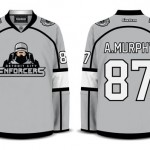 Robocop Hockey Shirt