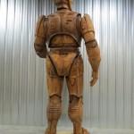 Robocop Statue 2