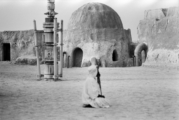 Set of Tatooine