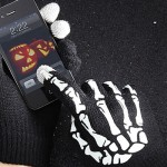 Skeleton Touch Gloves