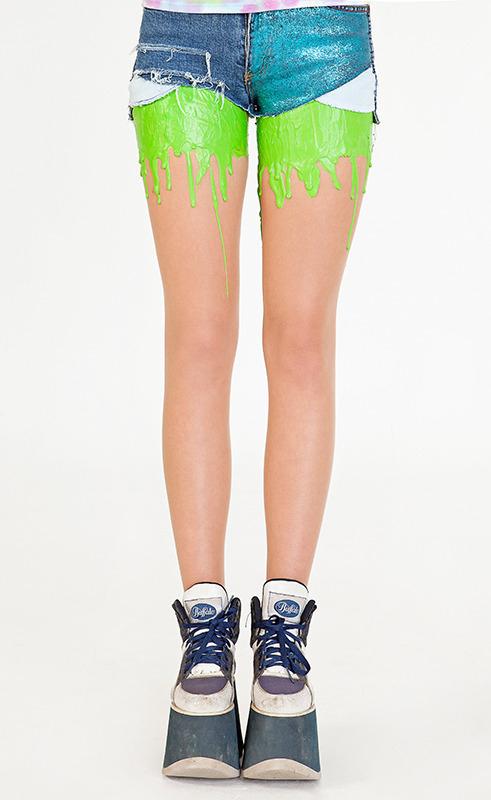 Slimed Leggings