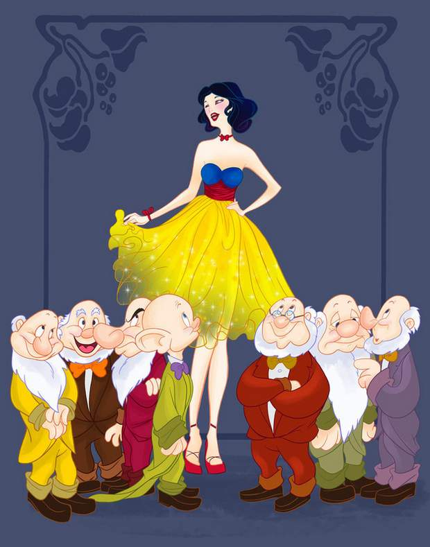 Snow White and the Seven Dwarves II
