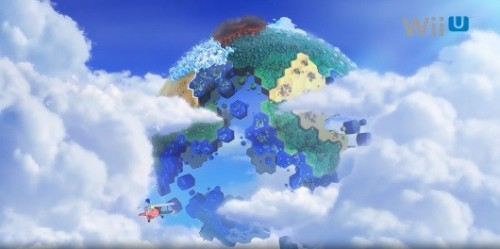 Sonic Lost World Nintendo Direct image