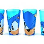 Sonic the Hedgehog Pint Glasses (Set of 4)
