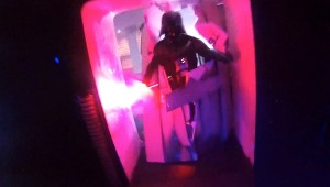 Star Wars Lightsaber Duel POV Vader Strikes Back
