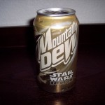 Star Wars Mountain Dew
