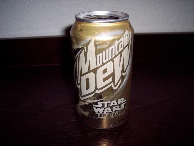 Star Wars Mountain Dew