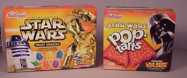 Star Wars Pop Tarts