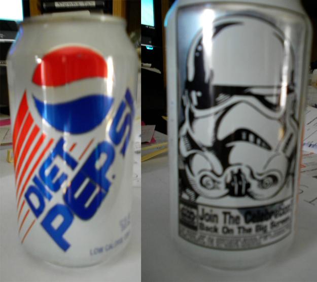 Star Wars Soda