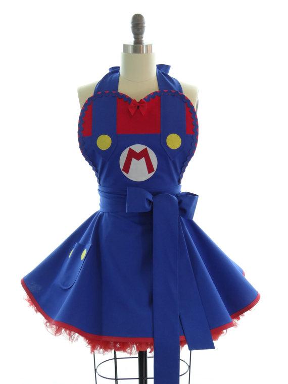 Super Mario Apron