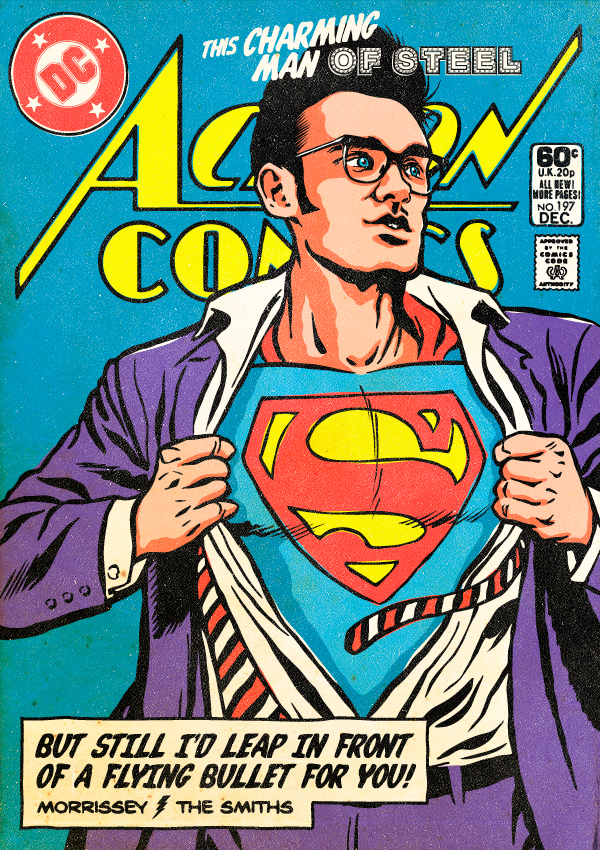 Superman The Smiths