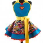 Superwoman in the Kitchen