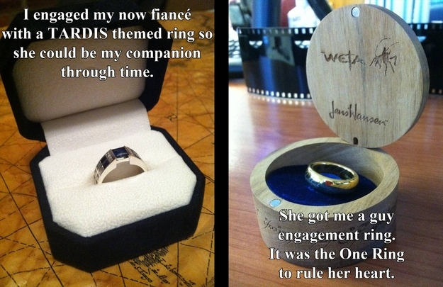 TARDIS-One Ring Proposal