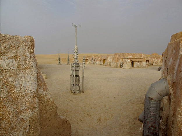 Tatooine Set