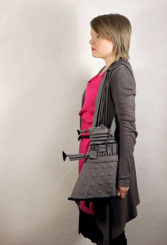 The Dalek Bag