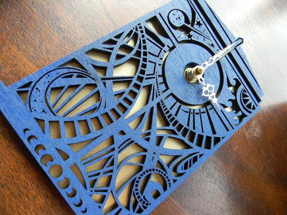 Timey-Wimey Clock