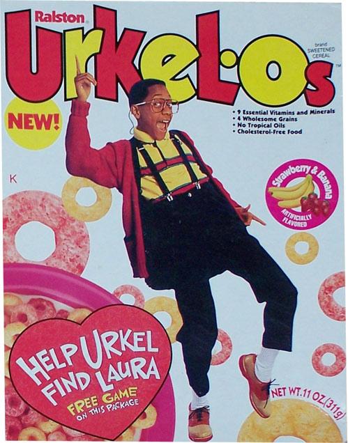 Urkel Cereal