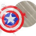 Vibranuim Shield – Captain America