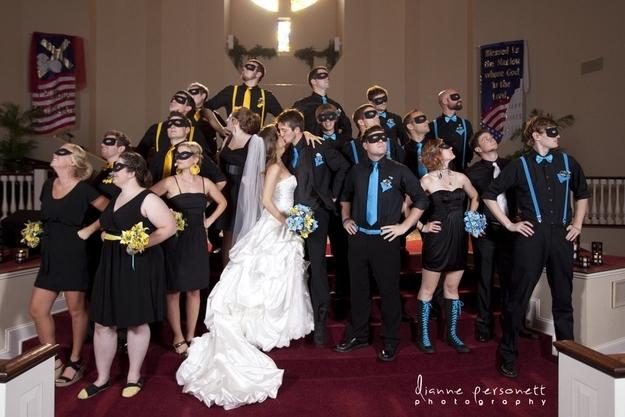 Wedding Cast