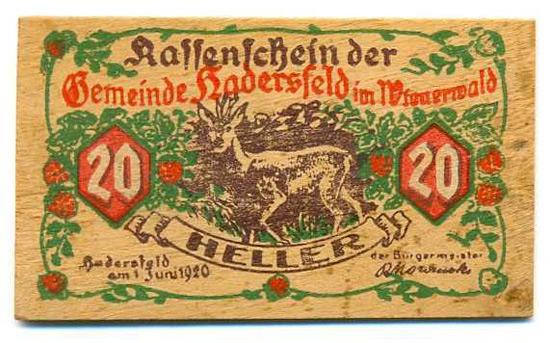 Wooden Bills