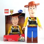 Woody Alarm Clock From LEGO Toy Story 3