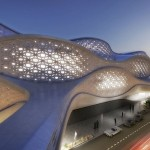 Zaha Hadid Riyadh Metro Station