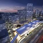 Zaha Hadid Riyadh Metro Station 2