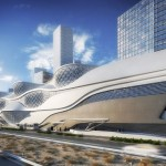 Zaha Hadid Riyadh Metro Station 3