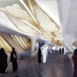 Zaha Hadid Riyadh Metro Station 6