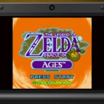 Zelda Oracle of Ages 3DS image