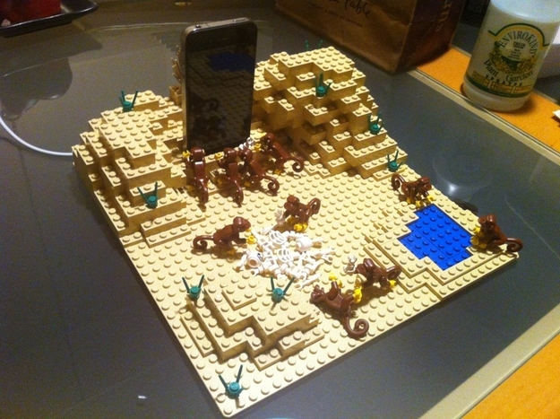 iPhone Lego Charger
