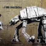 AT-AT and AT-ST Graffiti