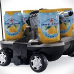 Amphibious Electric Beer Delivery Vehicle 3