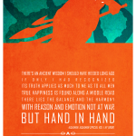 Aquaman words of wisdom